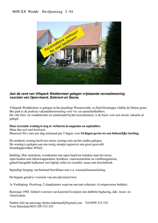 Brochure preview - 1. wedde paviljoenweg  2-54  brochure
