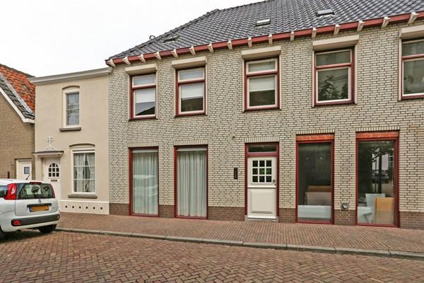 Doelpad 5, Oudenbosch