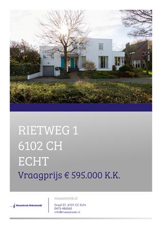 Brochure preview - Rietweg 1, 6102 CH ECHT (5)