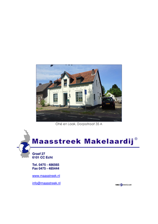 Brochure preview - website brochure ohe en laak, dorpsstraat 35 a