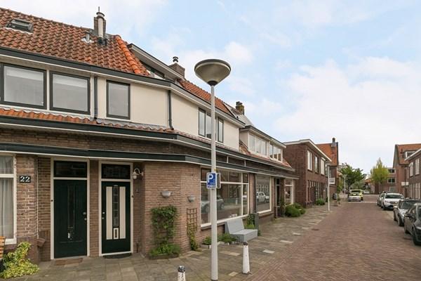 Meloenstraat 24, Leiden