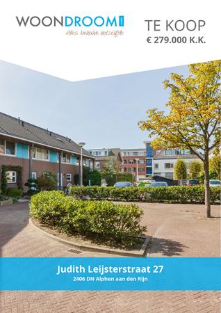 Brochure preview - Judith Leijsterstraat 27, 2406 DN ALPHEN AAN DEN RIJN (2)
