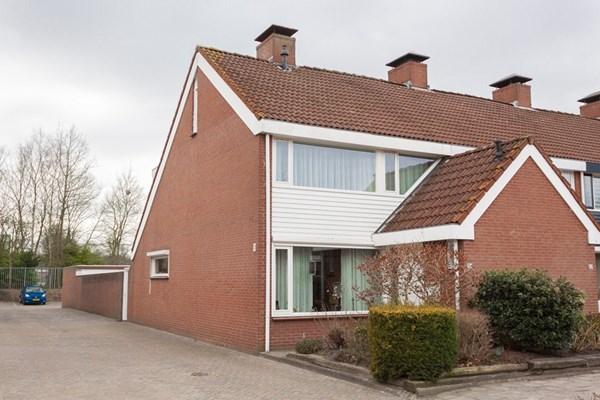 Louis Armstrongerf 24, Bergen op Zoom