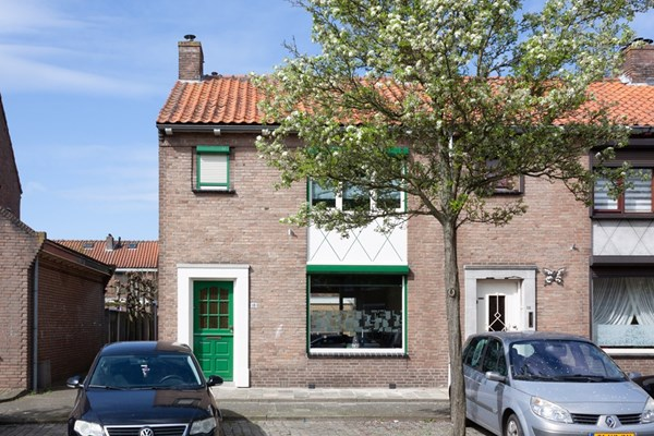 Hertshoornstraat 18, Bergen op Zoom