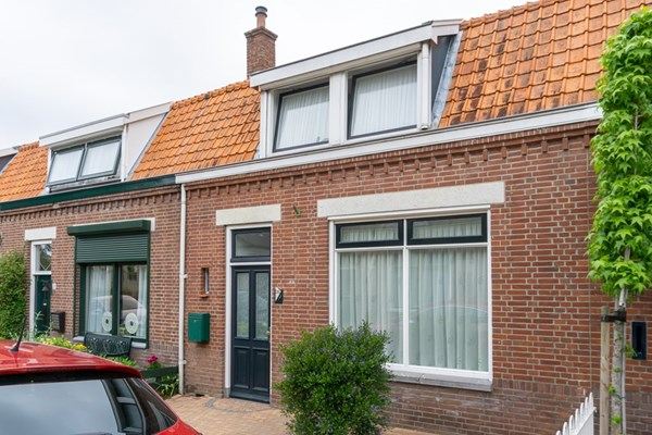 Regentessestraat 26, Tholen