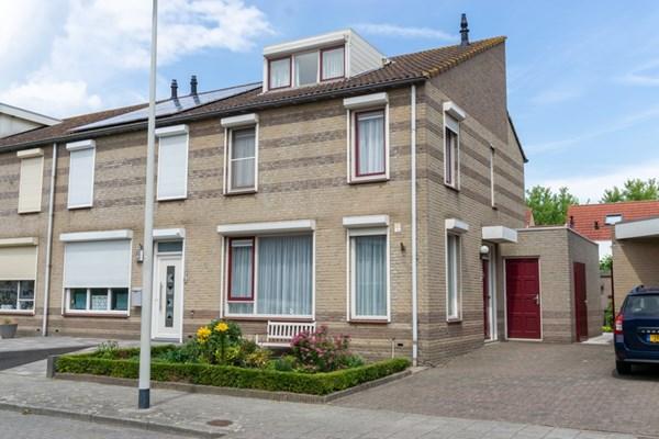 Agger 24, Bergen op Zoom
