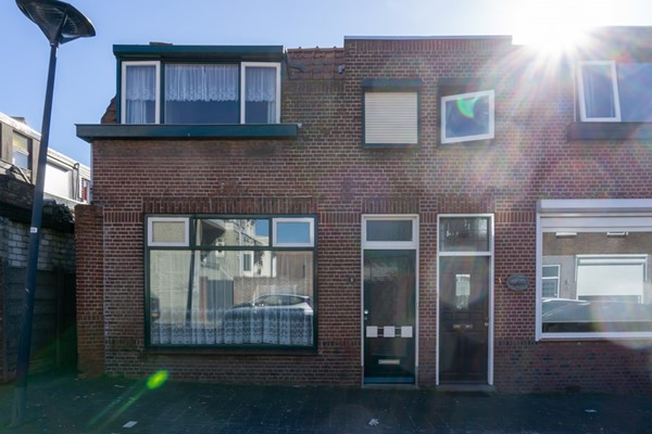 Michiel De Ruijterstraat 1, Bergen op Zoom