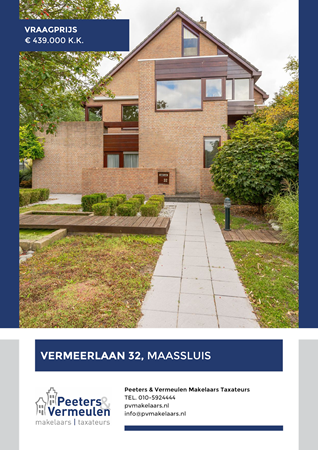 Brochure preview - Vermeerlaan 32, 3141 XP MAASSLUIS (1)