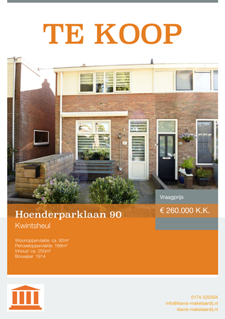Brochure preview - Hoenderparklaan 90, 2295 NH KWINTSHEUL (1)