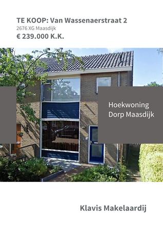 Brochure preview - Van Wassenaerstraat 2, 2676 XG MAASDIJK (1)