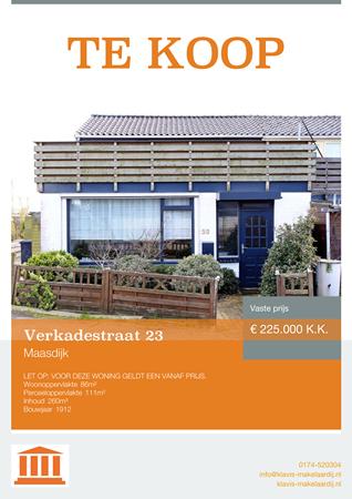 Brochure preview - Verkadestraat 23, 2676 AL MAASDIJK (2)