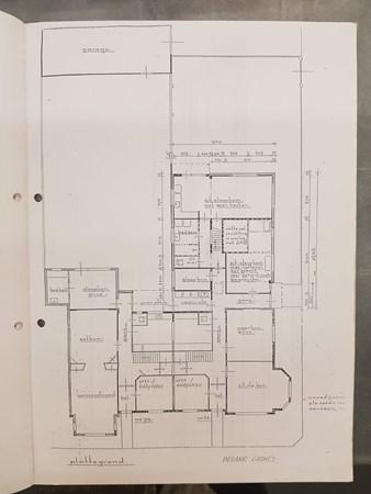 Floorplan - Hoofdstraat 79, 3971 KD Driebergen-Rijsenburg