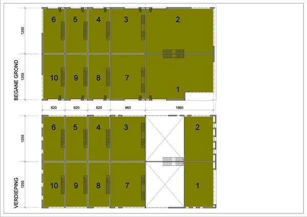 Floorplan - Business Parc Larenstein P.C. Staalweg*, 3721 TJ Bilthoven