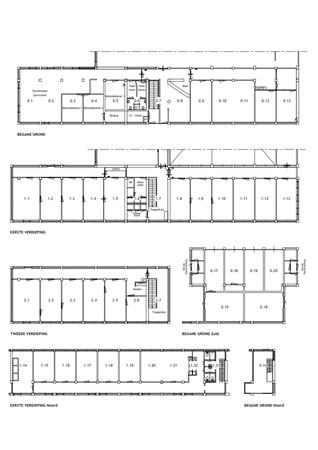 Floorplan - Zeverijnstraat 6, 1216 GK Hilversum