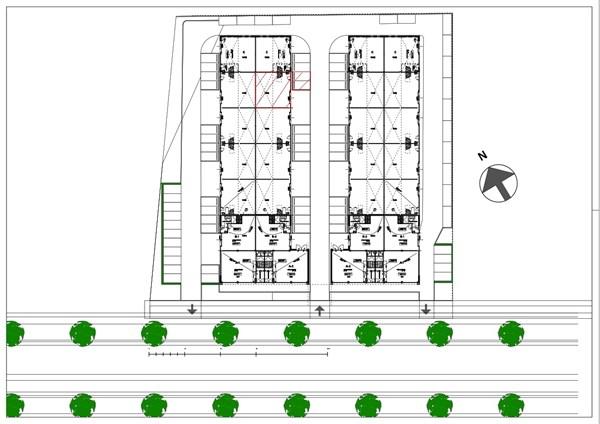 Floorplan - Proostwetering 105E, 3543 AC Utrecht