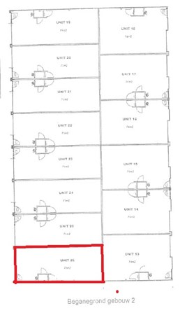 Floorplan - Veldzigt 79, 3454 PW De Meern