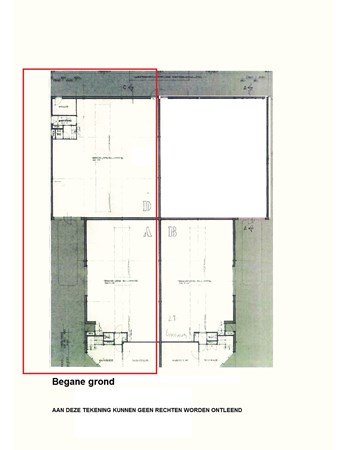 Floorplan - Linnaeusweg 21, 3401 MS IJsselstein