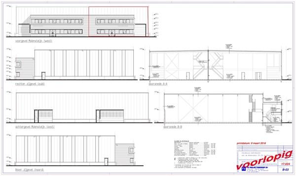 Floorplan - Molensteyn, 3454 AA Utrecht