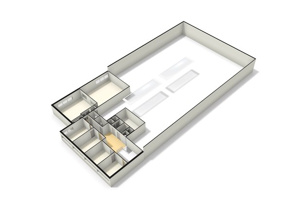 Floorplan - Nijverheidsweg 15, 3401 MC IJsselstein