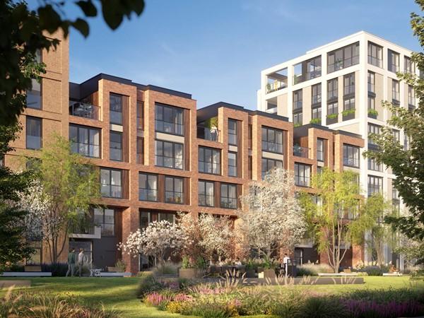 Property photo - Woon-werkwoning Bouwnummer 119, 3527KW Utrecht
