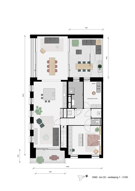 - Te koop: Appartement XXL, De Nieuwe Defensie