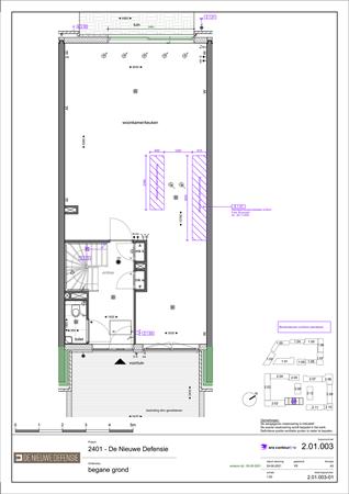 Floorplan - Utrechts Kindercomitestraat 55, 3527 KW Utrecht