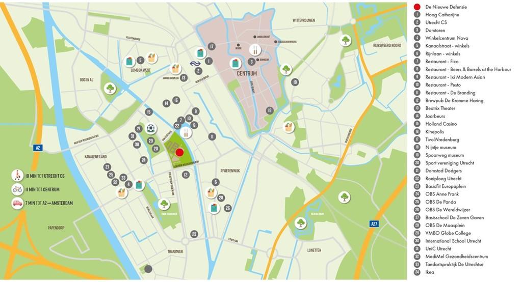 - Te koop: Laan van Verzetsstrijders 2, 3527 KW Utrecht