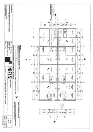 Floorplan - Max Havelaarlaan 315D, 1183 LT Amstelveen