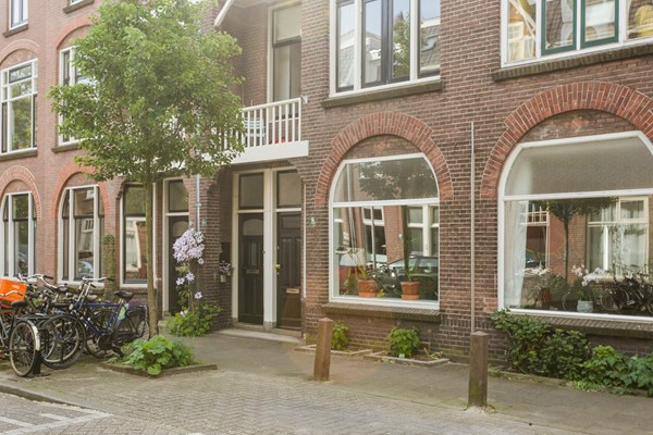 Verkocht onder voorbehoud: Tesselschadestraat 8, 3521 XV Utrecht