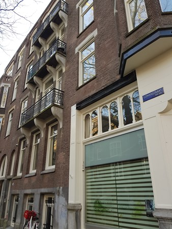 For rent: Lomanstraat 33A, 1075 PT Amsterdam