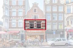 Verhuurd: Haarlemmerstraat 79B, 1013 EL Amsterdam