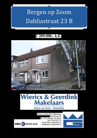 Brochure preview - DD Dahliastraat 23B Bergen op Zoom.pdf