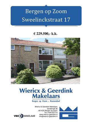 Brochure preview - dd sweelinckstraat 17 boz
