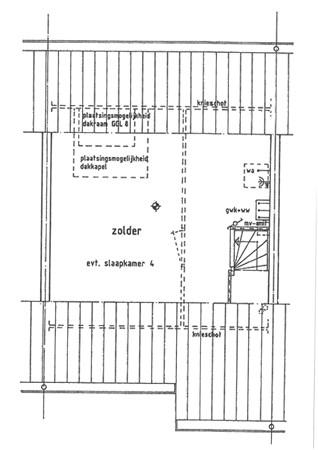 Floorplan - Eekhoornakker 43, 3994 EV Houten
