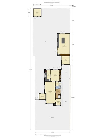 Floorplan - Generaal Winkelmanstraat 170, 3769 EH Soesterberg