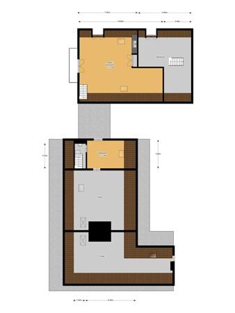 Floorplan - Lakerveld 142, 4128 LL Lexmond