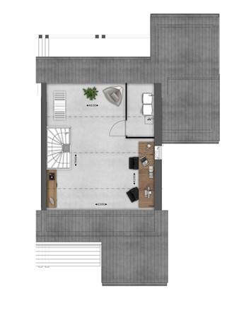 Floorplan - Bouwnummer 029 Bouwnummer 029, 4125 Hoef En Haag