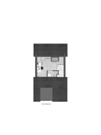Floorplan - Bouwnummer 055 Bouwnummer 055, 4125 Hoef En Haag