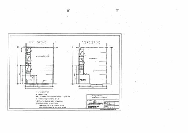 Floorplan - Grote Wade 46, 3439 NS Nieuwegein