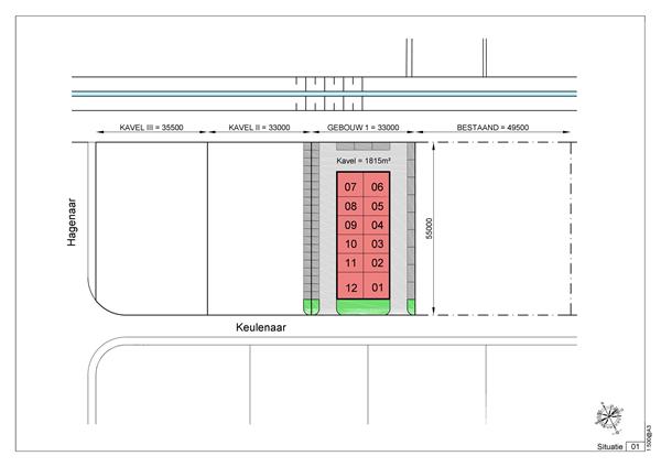 Floorplan - Keulenaar (tweede fase), 3961 NM Wijk bij Duurstede