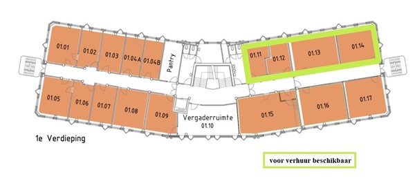 Floorplan - Randhoeve 221, 3995 GA Houten