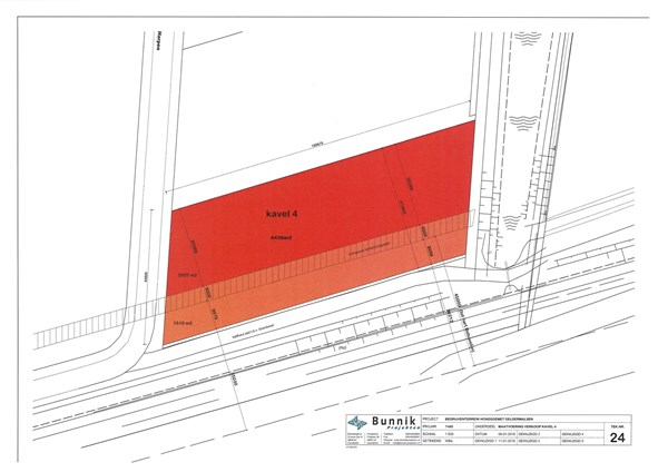 Floorplan - Bouwnummer, 4191 PB Geldermalsen