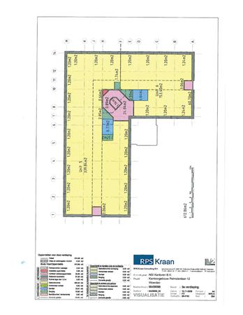 Floorplan - Pelmolenlaan 12, 3447 GW Woerden