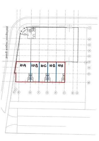 Floorplan - P.C. Staalweg 10C - D, 3721 TJ Bilthoven