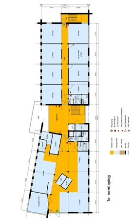 Floorplan - Venusstraat 8, 4105 JH Culemborg
