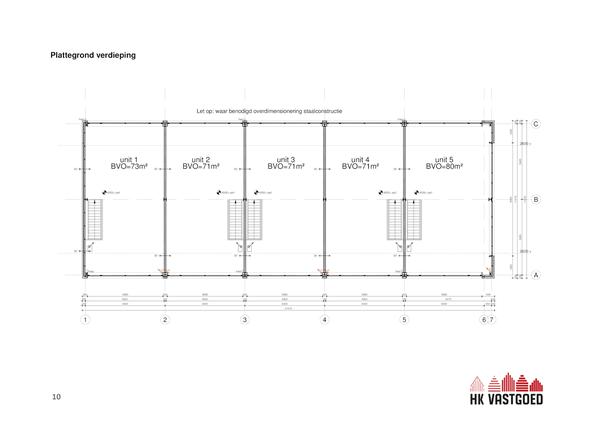 Floorplan - Clarissenhof 7D-H, 4133 AB Vianen