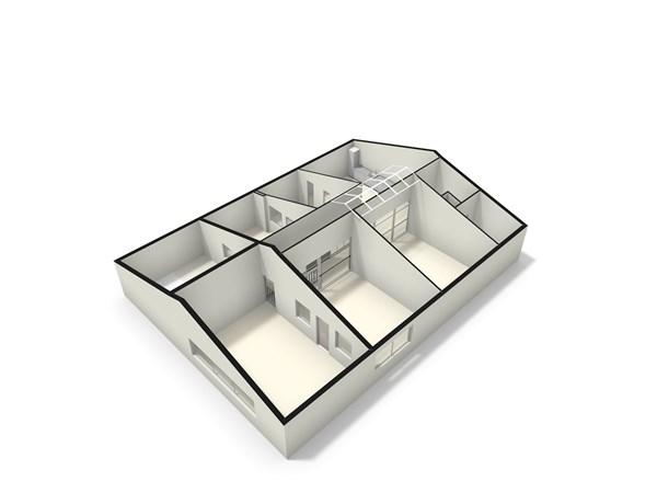 Floorplan - Peppelkade 11A, 3992 AL Houten