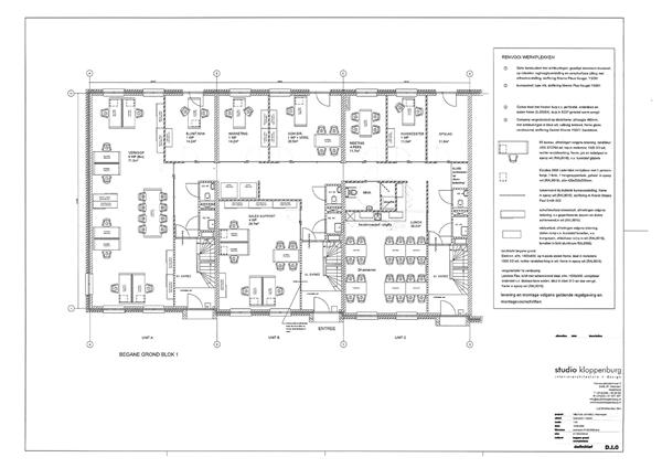 Floorplan - Rond Het Fort 36-40, 3439 MK Nieuwegein