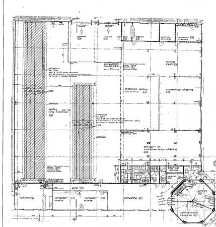 Floorplan - Hoofdveste 2, 3992 DG Houten