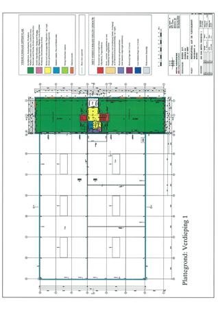Floorplan - Vleugelboot 14, 3991 CL Houten